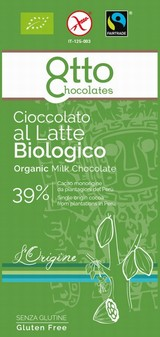 Milk chocolate 100 g