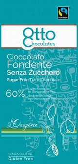 Sugar Free Dark chocolate 100 g